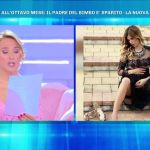 Paola Caruso, lettera shock a Domenica Live: 'Mi è stato augurato di perdere il bambino'