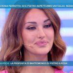 Rosa Perrotta e Pietro Tartaglione, l'annuncio a Domenica Live: 'aspettiamo un figlio, nessuno lo sapeva'