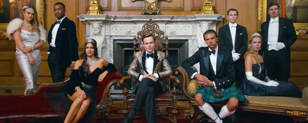 The Royal World su MTV: la Riccanza dei nobili col nipote di Meghan Markle