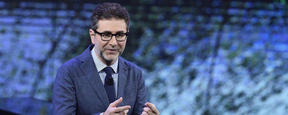 Stop per 'Che tempo che fa', Fabio Fazio: 'Mi devo operare'