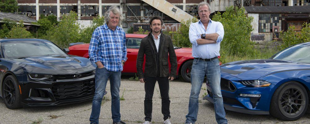 The Grand Tour, torna Jeremy Clarkson con la terza stagione targata Amazon
