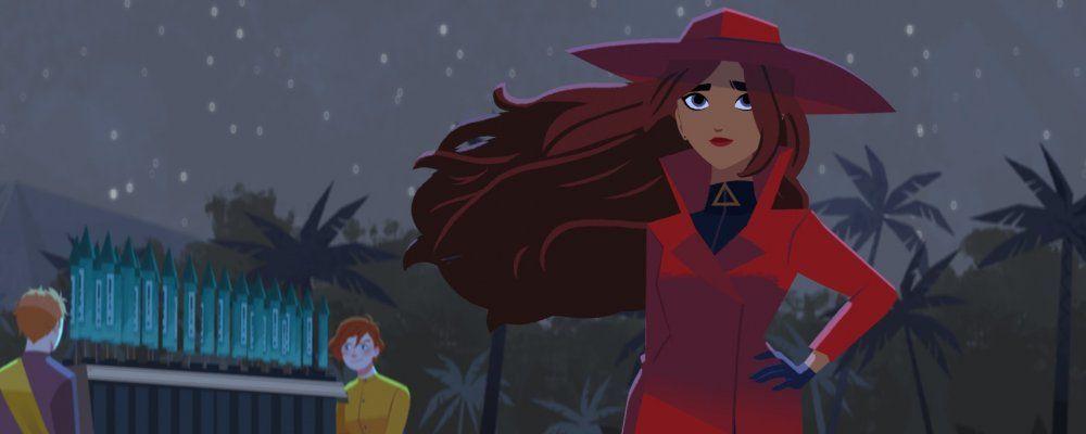 Carmen Sandiego, la nuova serie a cartoni in attesa del film