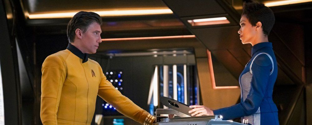 Star Trek Discovery, la seconda stagione al via su Netflix