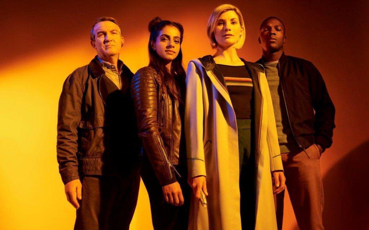 Doctor Who, in onda la stagione con il tredicesimo dottore J