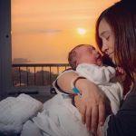 Un posto al sole, Ilenia Lazzarin è mamma: è nato Raoul 'Ora tutto ha un senso'
