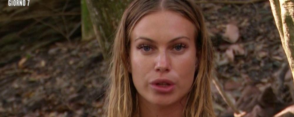 Isola dei famosi 2019, Taylor Mega: 'Ho avuto problemi di tossicodipendenza'