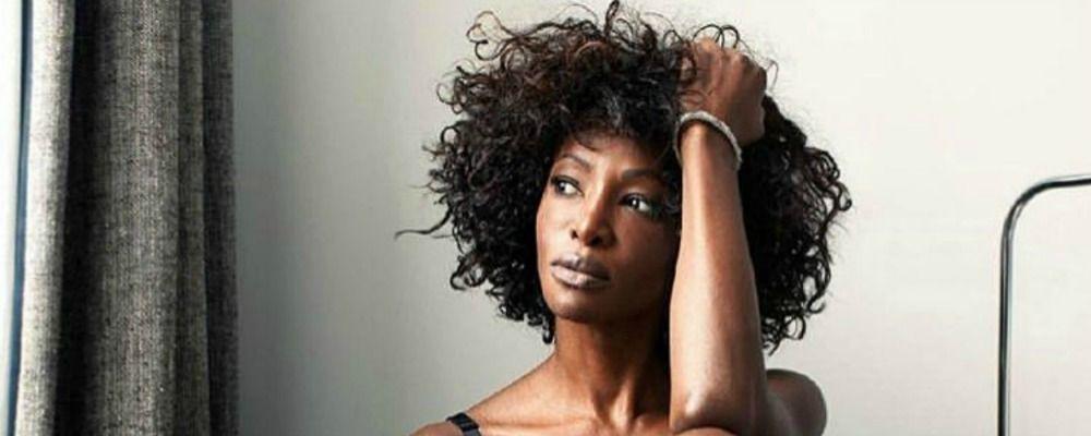 Chi è Youma Diakite, la sosia di Naomi Campbell a L'isola dei famosi