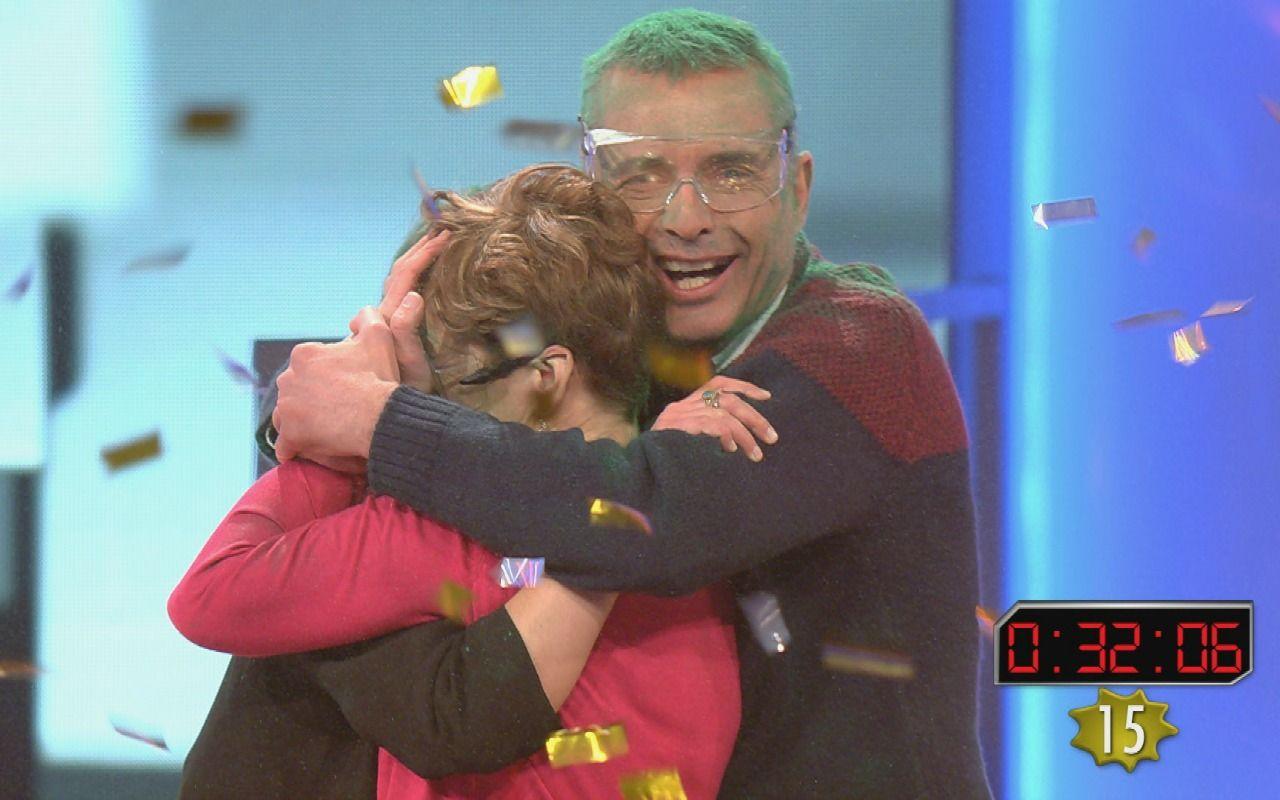 Boom, i PaIrGiAnt vincono 100mila euro al game show di Max Giusti