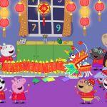 Capodanno cinese, Peppa Pig festeggia con due episodi in italiano e in mandarino