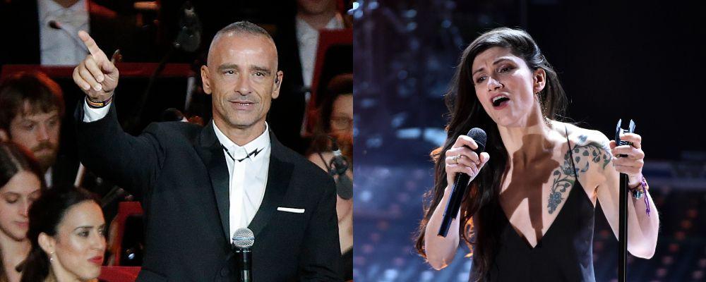 Festival di Sanremo 2019: Elisa ed Eros Ramazzotti super ospiti dell'ultima serata