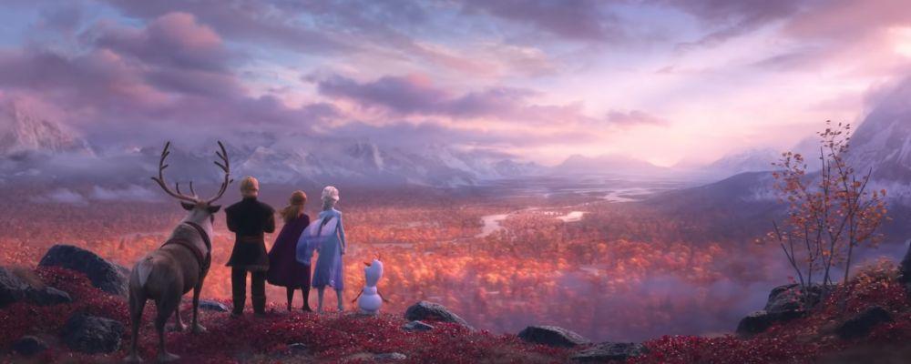 Frozen 2: ecco quando esce al cinema in italia
