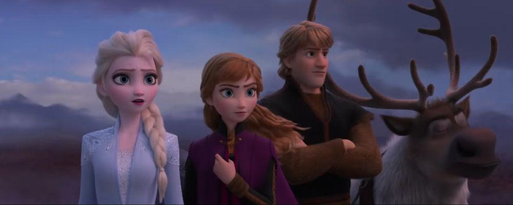 Frozen 2: il trailer ufficiale de Il segreto di Arendelle, l'attesissimo sequel con Elsa e Anna