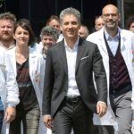 Ascolti tv, Il mondo sulle spalle con Beppe Fiorello vince con 5.8 milioni di telespettatori