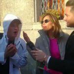 Francesco e Wilma Facchinetti contro Laura Cremaschi ma è uno scherzo de Le iene