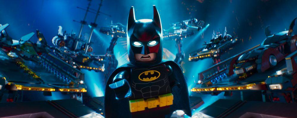 LEGO Batman - Il film: trama e curiosità del film con  le voci di Geppy Cucciari e Claudio Santamaria