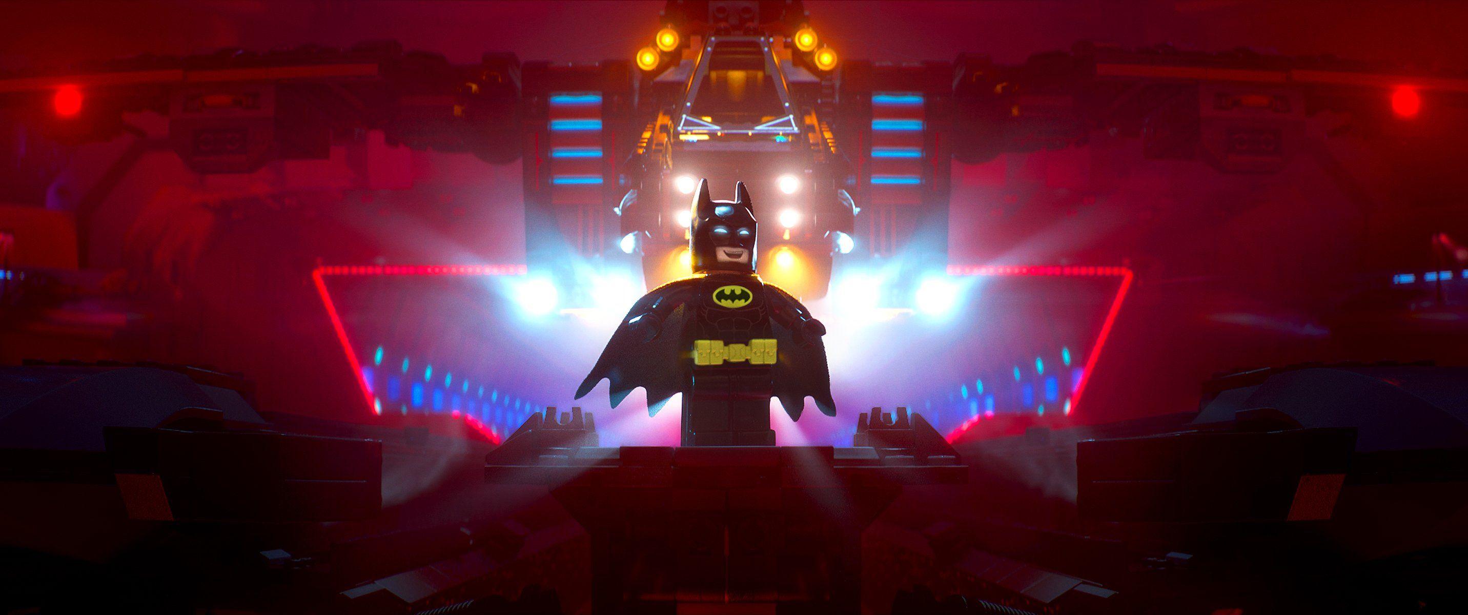 LEGO Batman – Il film: trama e curiosità del film con  le vo
