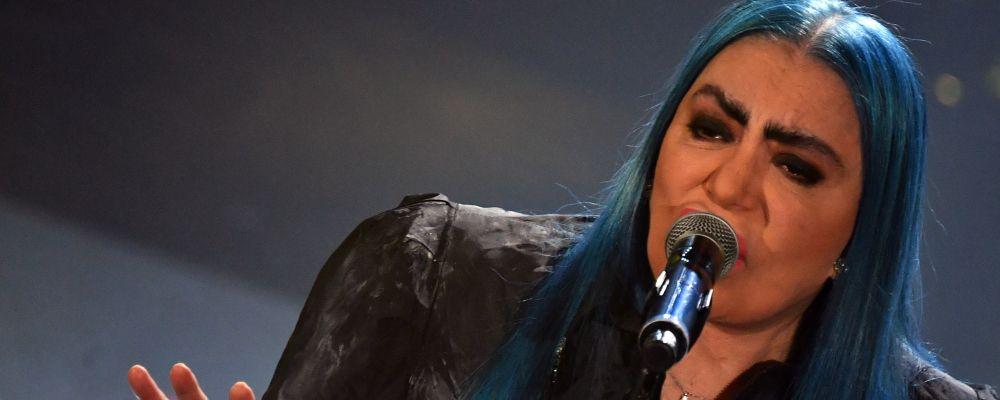 """Sanremo 2020, l'appello di Loredana Berté per difendere la memoria di Mia Martini """"Non premiate testi misogini"""""""