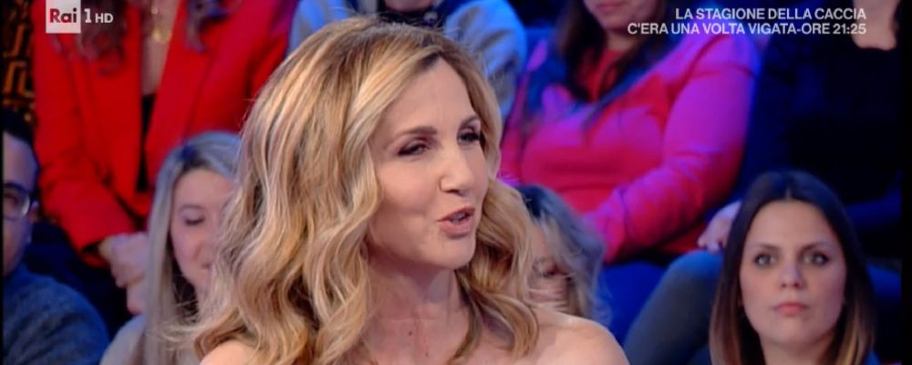 Lorella Cuccarini: 'Una volta la tv italiana era unica, oggi format uguali dappertutto'
