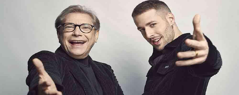 Sanremo 2019, chi sono Nino D'Angelo e Livio Cori e il testo di Un'altra luce
