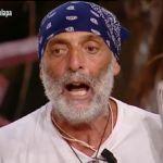Isola dei famosi 2019, quinta puntata: Yuri eliminato, Paolo Brosio esasperato