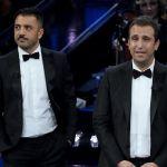 Sanremo 2019, Pio e Amedeo prendono in giro Matteo Salvini ma lui apprezza