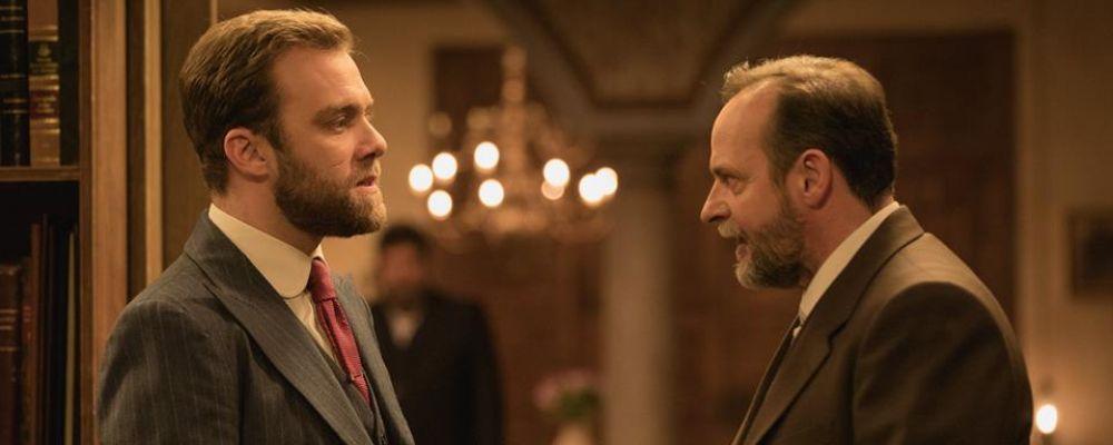 Il segreto: guerra fredda tra Raimundo e Fernando, anticipazioni trama puntata martedì 5 febbraio