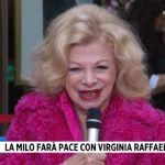 Sandra Milo: 'Pace dopo l'imitazione di Virginia Raffaele? Possiamo abbracciarci'