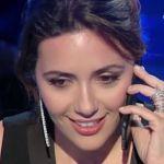 Serena Rossi, proposta di matrimonio in diretta a Domenica In