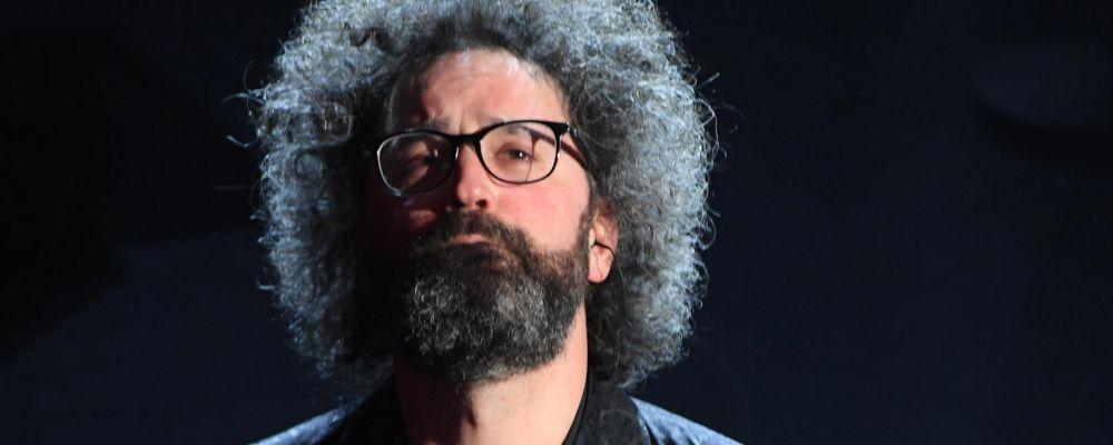 Sanremo, Simone Cristicchi commosso dalla standing ovation: 'Non me l'aspettavo'