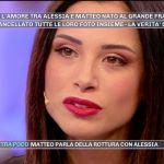 Pomeriggio Cinque, appello di Alessia Prete per Matteo Gentili: 'Non chiudermi le porte in faccia'