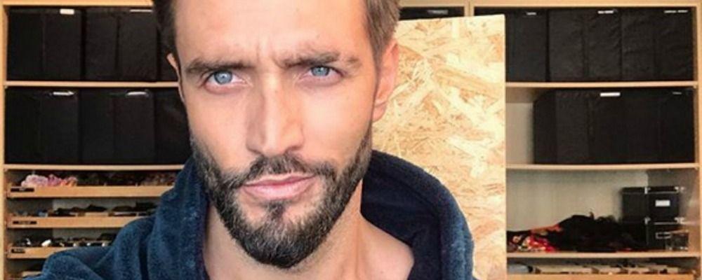Alex Belli, folle corsa in auto per le vie di Sanremo: VIDEO
