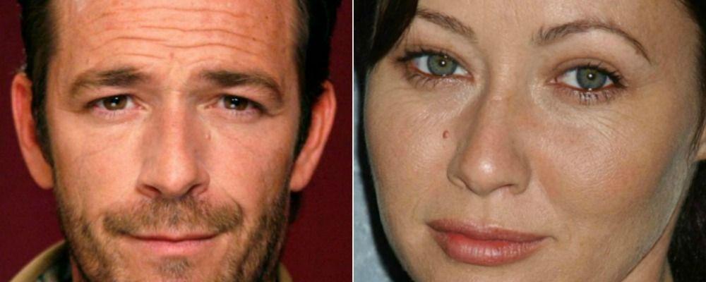 Luke Perry, il Dylan di Beverly Hills colpito da ictus: la dedica di Shannen Doherty