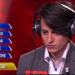 L'eredità, polemica social sul campione Diego Fanzaga