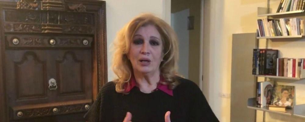 Iva Zanicchi: rubato il premio di Sanremo per Zingara, l'appello della cantante