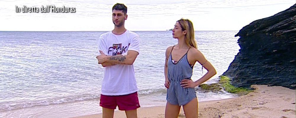 Isola dei famosi 2019, quarta puntata: arrivano Jeremias Rodriguez e Soleil Sorgè