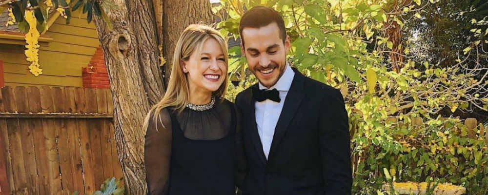 Melissa Benoist di Supergirl dimentica Blake Jenner: la proposta di matrimonio di Chris Wood