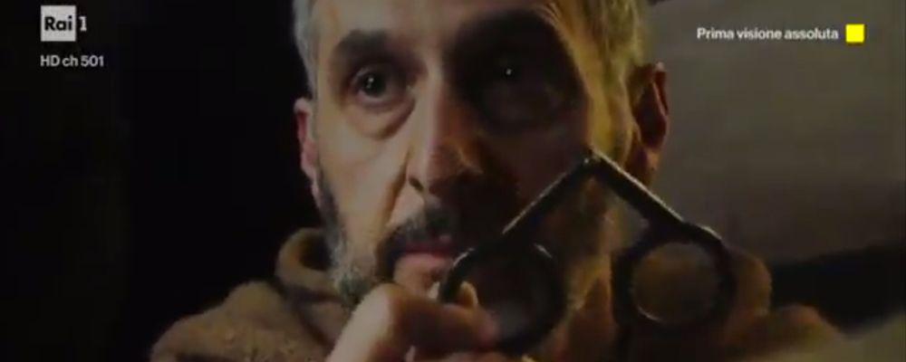 Il nome della rosa, la fiction di Rai1 con John Turturro: il trailer 'svela' il nuovo Adso