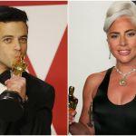 Oscar 2019, tutti i vincitori da Rami Malek a Lady Gaga