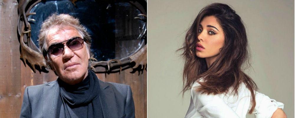 Roberto Cavalli critica Belen Rodriguez: 'Sono finiti i tempi della farfallina'