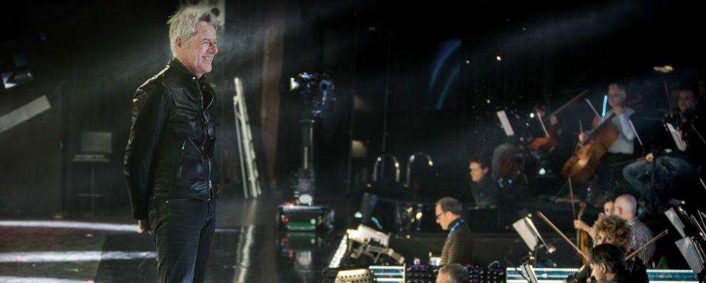 Sanremo 2019: Andrea Bocelli e Matteo Bocelli nella prima serata, nella seconda, Riccardo Cocciante