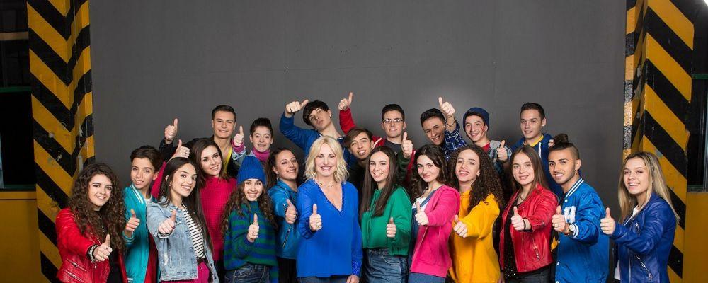 Sanremo Young, la finale il 15 marzo ospite d'eccezione Tony Renis