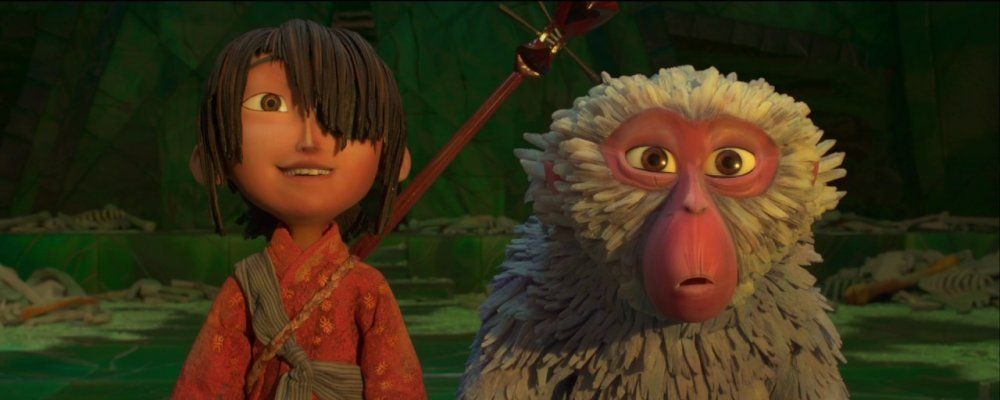 Kubo e la spada magica, cast curiosità e trama del film a cartoni animati