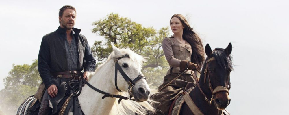 Robin Hood, il film con Russel Crowe cast, curiosità e trama