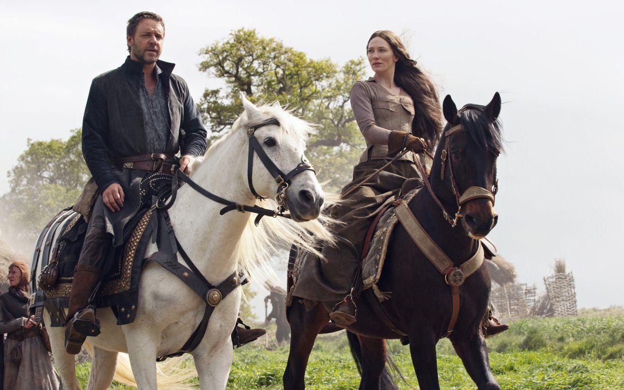 Robin Hood, il film con Russel Crowe cast, curiosità e trama – Tvzap