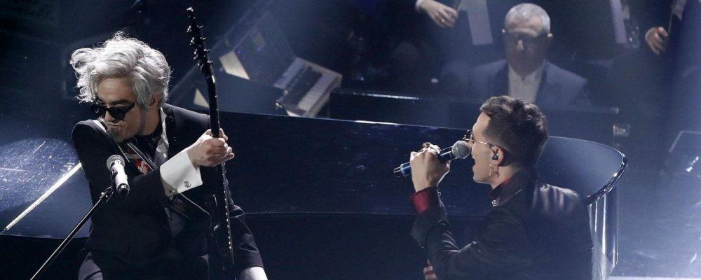 Sanremo 2019, gli ascolti della quarta serata: 46.1% di share per i duetti