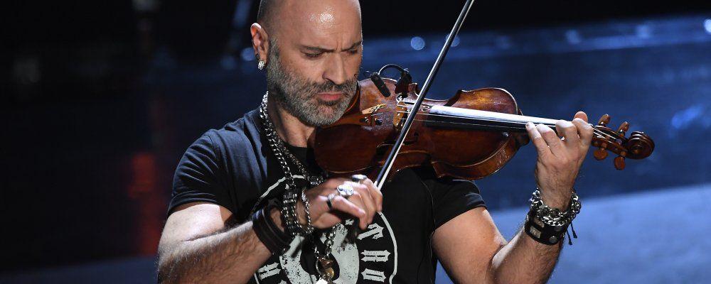 Sanremo 2019, chi è Alessandro Quarta il violinista sul palco con Il Volo
