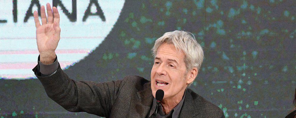 Claudio Baglioni per un terzo Festival? 'Mi piacerebbe farlo'