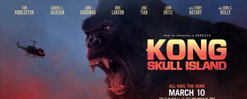 Kong: Skull Island, trama, cast e curiosità del film reboot