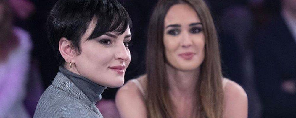 Verissimo, Arisa sulla finale di Sanremo: 'Sarei voluta rimanere a letto'
