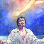 Caravaggio - La Grazia, si conclude l'opera di Milo Manara su Michelangelo Merisi